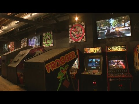 WCCO Viewers' Choice For Best Arcade In Minnesota