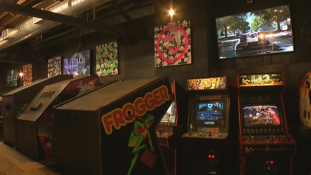 Arcades In Mn >> Wcco Viewers Choice For Best Arcade In Minnesota