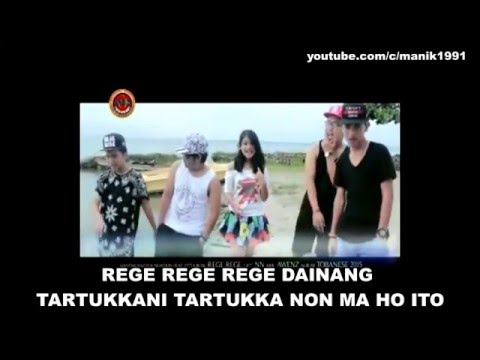 Rege Rege Dainang (Lirik) - Siantar Rap Foundation Feat Pitta Rose