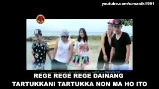 Gambar cover Rege Rege Dainang (Lirik) - Siantar Rap Foundation feat Pitta Rose