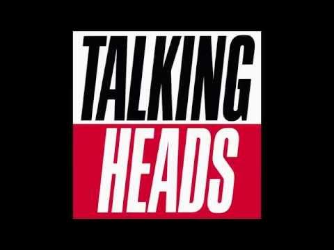 TALKING HEADS - TRUE STORIES (1986) VINYL
