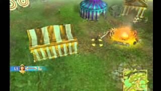lets play legion the legend of excalibur part 1 ps2