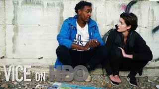 Inside The Underground Network Helping Refugees Across Europe: VICE on HBO, Full Episode thumbnail