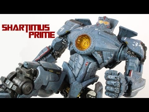 Pacific Rim 18 Inch Gipsy Danger 1/4 Scale NECA Figure Review