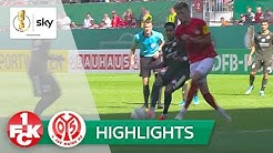 1. FC Kaiserslautern - 1. FSV Mainz 05 2:0 | Highlights - DFB-Pokal 2019/20 | 1. Runde