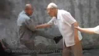 Manaf  fajin chi ki qi gong power psychic Guo Jing bagua ba gua