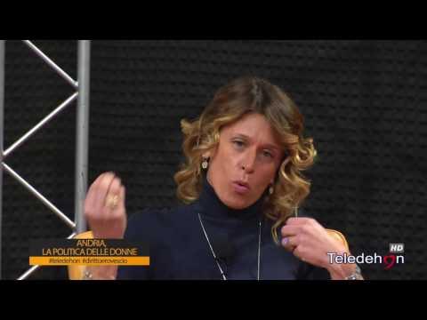 DIRITTO & ROVESCIO 2016/17: ANDRIA, LA POLITICA DELLE DONNE