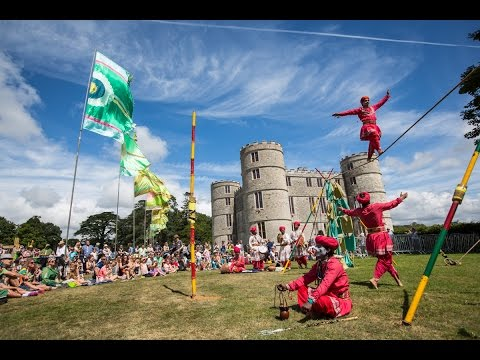 Camp Bestival 2015: The Highlights (official festival film)
