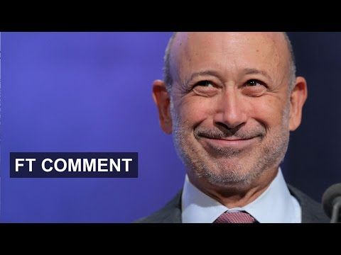 Goldman moves into online retail banking | FT Comment