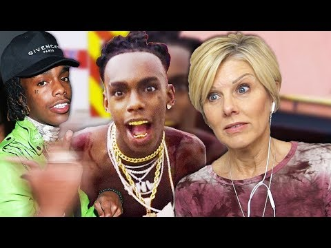 Mom REACTS to YNW Melly - Murder On My Mind