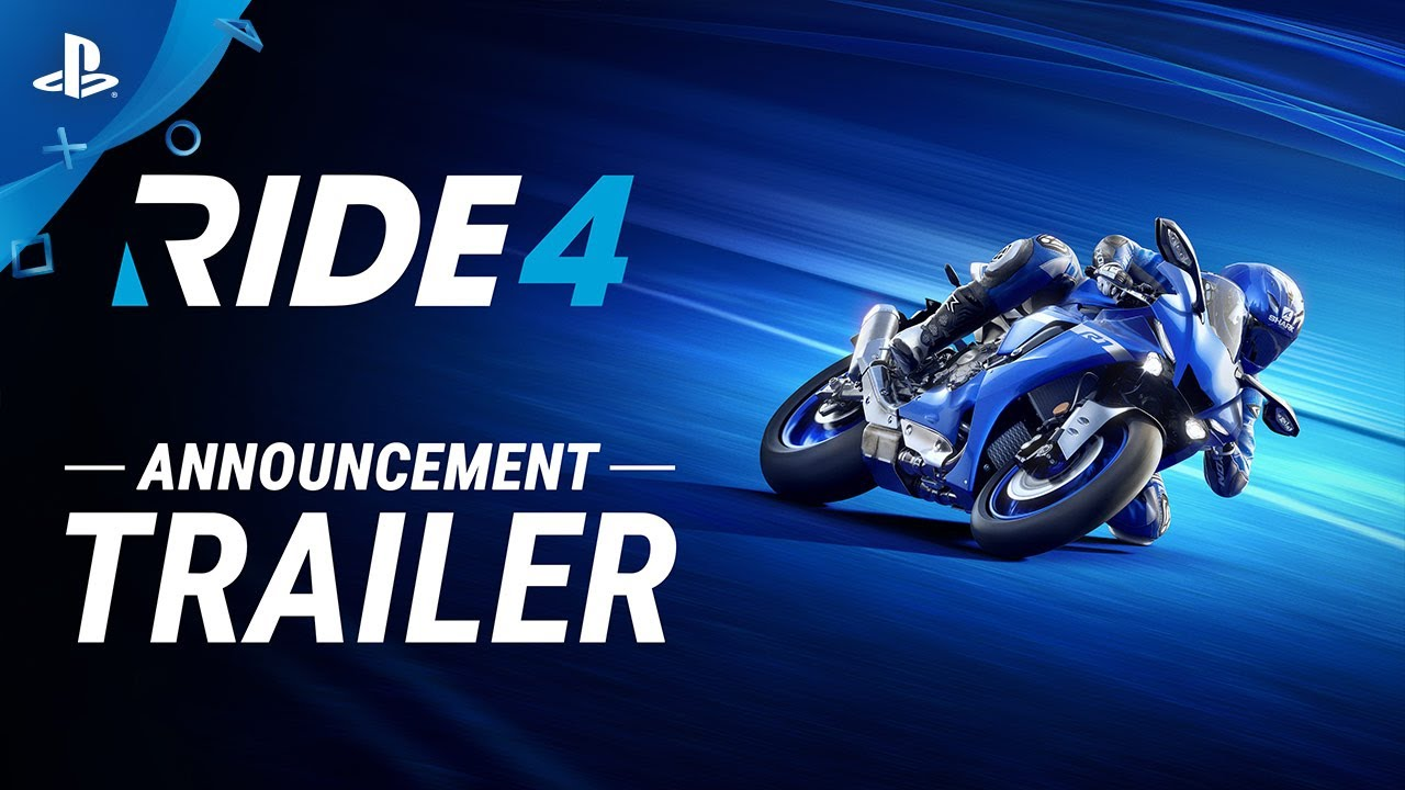 Ride 4 - Announcement Trailer