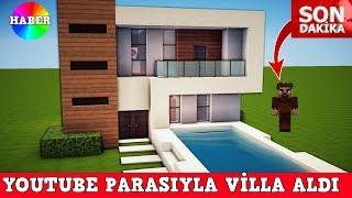 ZENGİN VS FAKİR #67 - Fakir Youtube Parasıyla Villa Aldı (Minecraft)