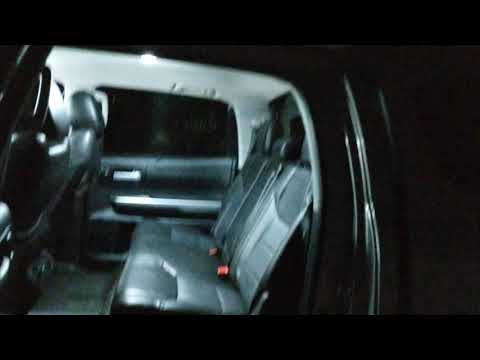 FIRE FLY LED INTERIOR LIGHTS FOR TOYOTA TUNDRA (2007 to 2019
