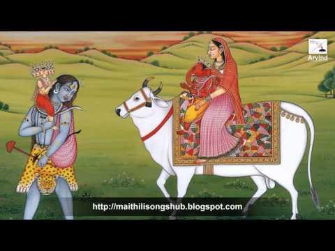 Maithili Geet Rare   Damaruaa Hey Garui La Gel Chor   Sharda Sinha !!