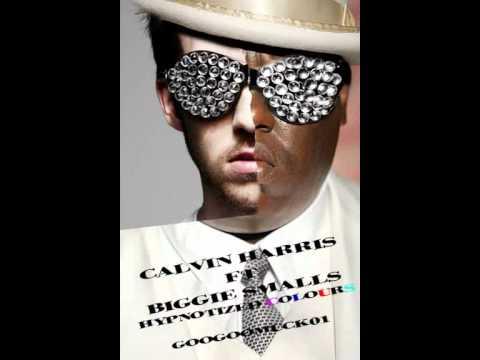 Googoomuck01 Biggie Smalls ft Calvin Harris hypnotized colours