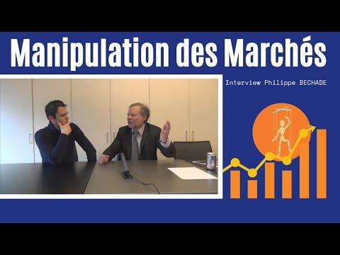 Philippe Béchade développe son point de vue quant à la Manipulation des Marchés Financiers
