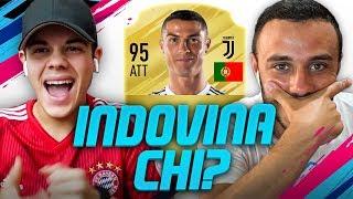 INDOVINA CHI su FIFA 19!!!! SERIE A EDITION | w/Fius Gamer