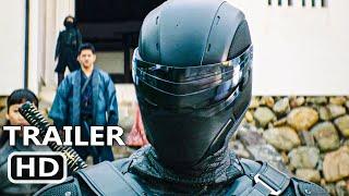 SNAKE EYES Trailer 2 (2021)