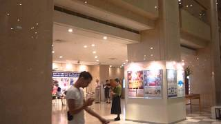 Voyage au Japon - L'hotel de luxe