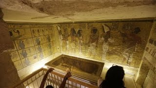 Egypt Says 90 Percent Chance of Hidden Rooms in King Tut Tomb