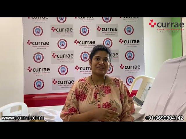 Mrs. Divya Shetty | Birthing | Dr. Vidya Shetty | Currae Hospitals