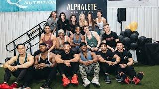 The Alphalete Athlete Meet Up