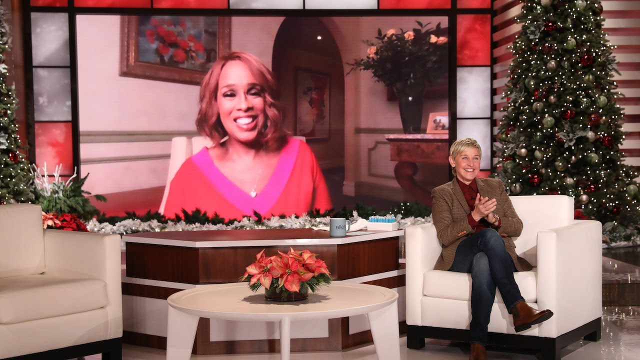 Gayle King on Filming from Oprah's Guest House