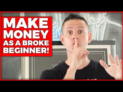 Best Way To Make Money Online As A Broke Beginner In 2020 (Available Worldwide!)