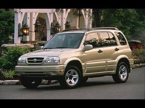 1999 Suzuki Grand Vitara 20 Drive