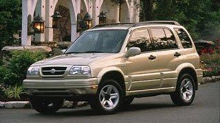 1999 Suzuki Grand Vitara 2.0 Drive