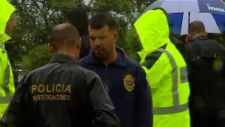 12 allanamientos simultáneos por el crimen del policía David Texeira en ruta 5