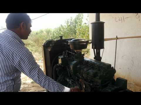 50 Kw Electricity Generation from Biogas using Cow Dung (1000 cubic meter Bio gas Digester)Perf