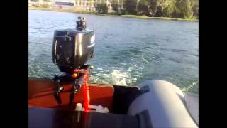 SEA-PRO 2.5 S Сіа-Про 2.5 л. с. Човновий мотор 2.5 л. с