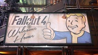 Fallout 4 Фоллаут 4 на слабом ноутбуке