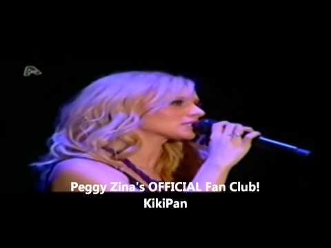 Peggy Zina-Mazi Sou LIVE (Iera Odos 2010-2011)