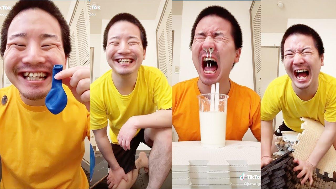 Download Comedy King Junya | Funny Videos of @Junya.じゅんや | Junya 1 gou Latest Tiktok Videos