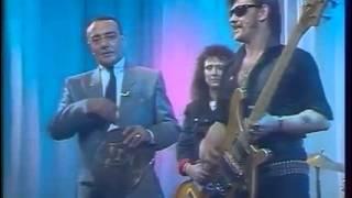 Motörhead au JT de TF1 avec Yves Mourousi 1987