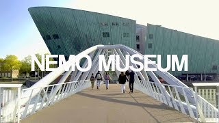 This episode of the series is about nemo museum from renzo piano, in amsterdam! what a beautiful location, and roof space even more spectacular. mus...