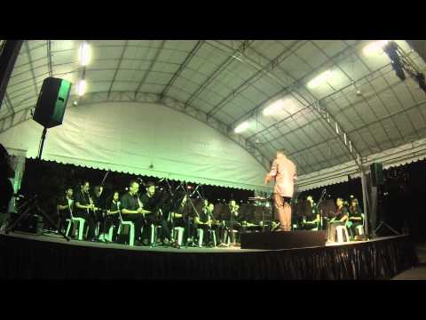 80s hits mash-up by the Philharmonic Winds (Singapore)