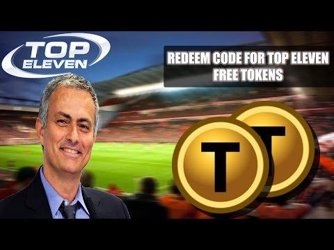 FREE REDEEM CODE | Top Eleven 2017