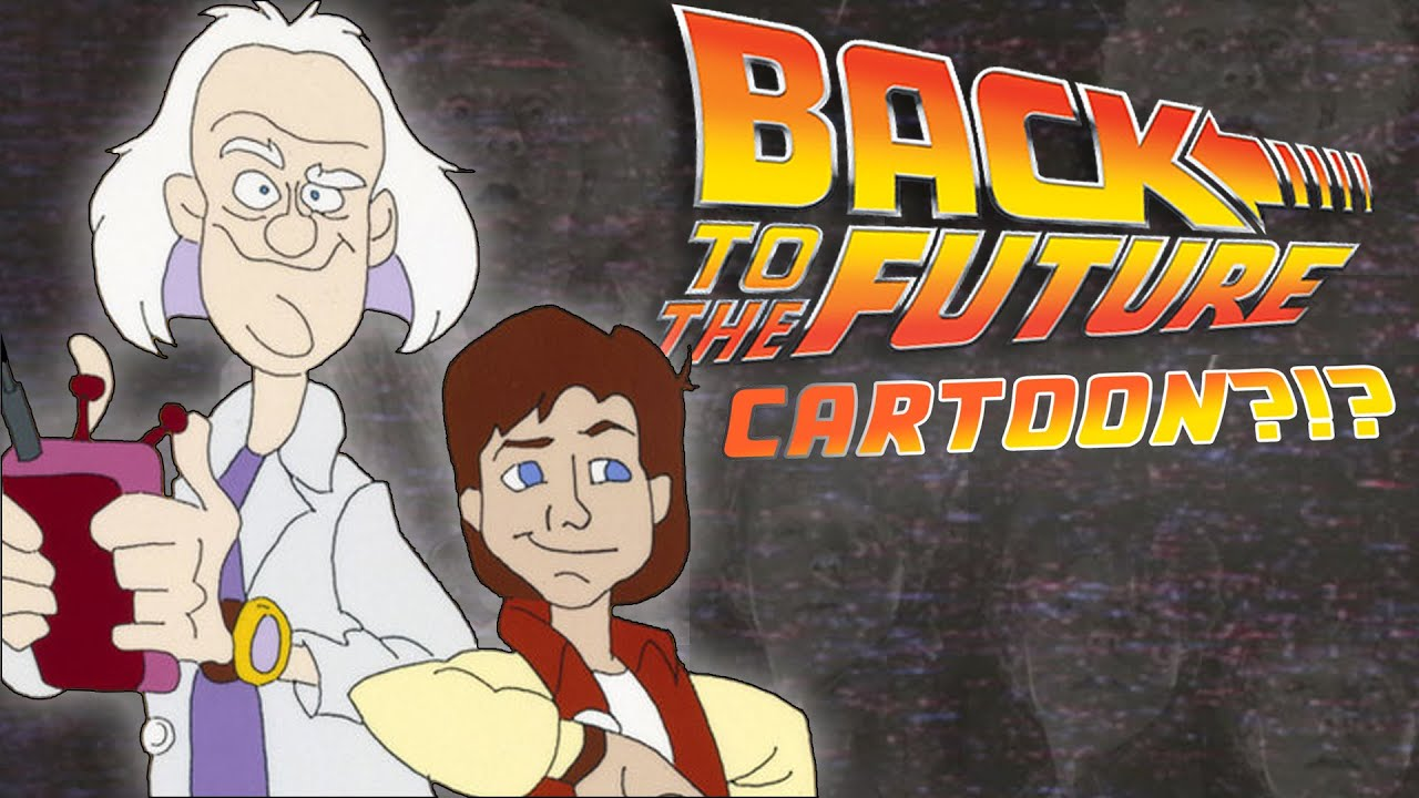 Download The BACK TO THE FUTURE Animated Series is Really Weird   Cult Popture