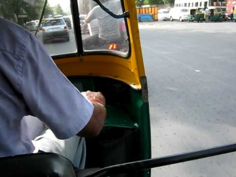 autos of Delhi