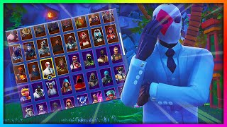 "Before You Buy ""WILD CARD"" - All Back Bling Combinations Showcased in Fortnite (112' Back Blings)"