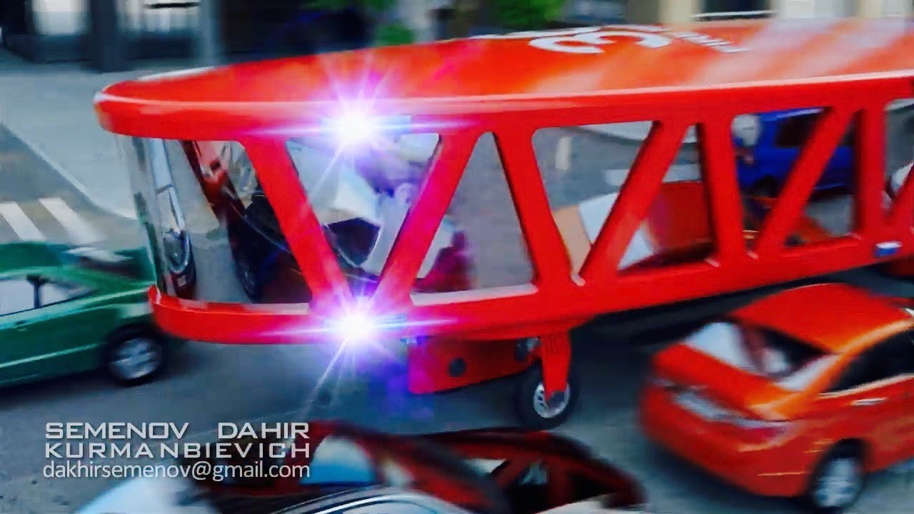 Future Fire Truck Concept Great Animation Youtube Schematic