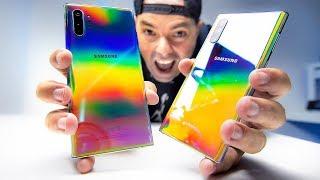 SAMSUNG MATOU S10 [Galaxy Note 10+ & Note 10] Aura Glow