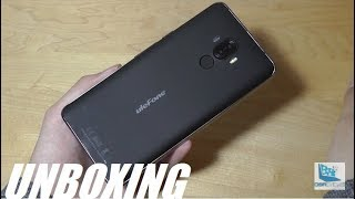 Unboxing Ulefone S8 Pro - Best 80 Android Smartphone