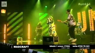 ESC 2014 Finland - MadCraft - Shining Bright [semifinal]
