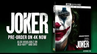 Joker - I'm Also A Comedian | Digital & Blu-ray Available Now