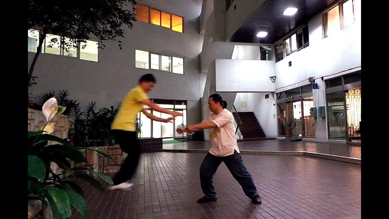 Tai Chi 太極 發勁釋義〈二〉-武勁之志 2014 - YouTube
