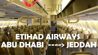 Etihad Airways B777-300ER {Trip Report}!!